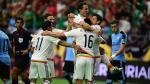 México venció 3-1 a Uruguay por el grupo C de Copa América Centenario - Noticias de oscar talavera
