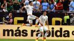México vs. Uruguay: Márquez y Herrera liquidaron a los charrúas - Noticias de rafael arevalo