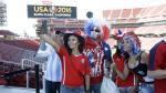 Argentina vs. Chile: así se vivió la previa del encuentro por Copa América - Noticias de barcelona de ecuador