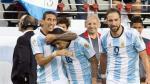 Argentina ganó 2-1 a Chile por Grupo D de Copa América Centenario - Noticias de jorge eduardo costilla