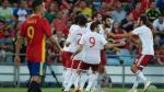 España perdió 1-0 ante Georgia en amistoso previo a Eurocopa Francia 2016 - Noticias de sergio corona