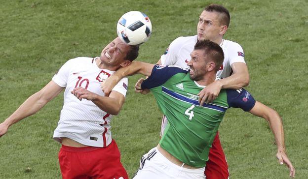 Polonia vs. Irlanda del Norte