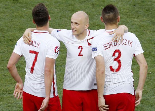 Polonia vs. Iralanda del Norte