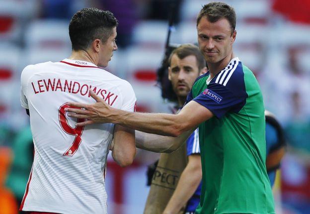 Polonia vs Irlanda de Norte