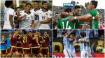 Copa América Centenario 2016: los clasificados a cuartos hasta el momento - Noticias de la cenicienta estados unidos