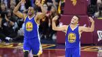 NBA: Warriors vencieron 108-97 a los Cavaliers y están a una victoria del título - Noticias de kevin love