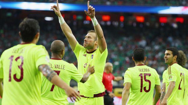 MEX 1-1 VEN | Se viene Argentina-Venezuela en 4tos de final