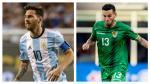 Argentina vs. Bolivia: día, hora y canal del partido por Copa América - Noticias de perú vs panamá