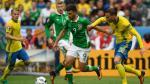 Suecia e Irlanda empataron 1-1 por la Eurocopa Francia 2016 - Noticias de erik johansson
