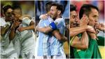Copa América: Los mejores goles de la fase de grupos (Foto interactiva) - Noticias de barcelona de ecuador