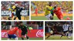 Copa América 2016: los favoritos de cuartos y las posibles semifinales - Noticias de caro sanchez