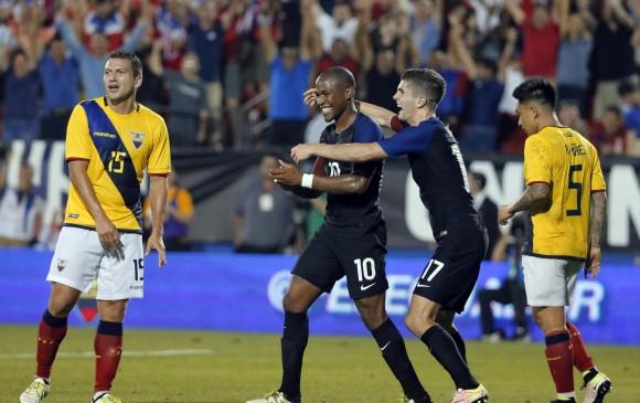 Estados Unidos es eliminado de la copa America Centenario y pasa Ecuador a semifinales adivina porque