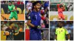 Copa América Centenario: las 5 mejores atajadas de la fase de grupos - Noticias de oscar talavera