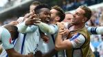 Inglaterra volteó 2-1 a Gales en partidazo por la Eurocopa Francia 2016 - Noticias de ashley young