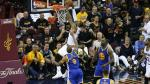 NBA: Cavaliers vencieron 115-101 a los Warriors y empataron la serie 3-3 - Noticias de james barnes