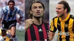 Día del padre: 10 papás e hijos que fueron futbolistas (FOTOS) - Noticias de giovanni simeone