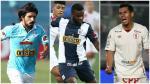 ¿Qué novedades hay en Universitario, Alianza Lima y Sporting Cristal? - Noticias de depor hernan rengifo