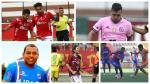 Segunda División: los mediocampistas más conocidos del torneo (FOTOS) - Noticias de ryan salazar
