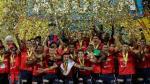 DIM es el campeón de la Liga Águila tras vencer a Junior 2-0 - Noticias de luis ovelar