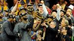 Cleveland Cavaliers ganaron el primer título de su historia en la NBA - Noticias de kevin love