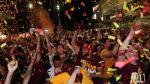 La emotiva celebración del primer título de los Cleveland Cavaliers - Noticias de miami heat lebron james