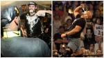 WWE: campeón de la NBA celebró al mismo estilo de Stone Cold - Noticias de kevin love