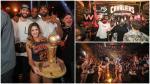NBA: la alocada celebración de los Cavaliers en Las Vegas - Noticias de cleveland cavaliers