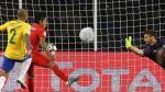 Raúl Ruidíaz aceptó que metió gol con la mano ante Brasil (VIDEO) - Noticias de david pezua