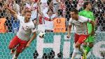 Polonia derrotó 1-0 a Ucrania y clasificó a octavos de final de la Euro - Noticias de bolivia vs. perú
