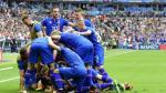 Islandia venció heroícamente 2-1 a Austria y clasificó a octavos de final - Noticias de peru vs. chile