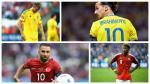 Eurocopa Francia 2016: Los jugadores que decepcionaron en la fase de grupos - Noticias de portugal vs. suecia