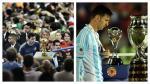 Las fotos de las que Lionel Messi no quiere volver a ser protagonista - Noticias de gabriel batistuta