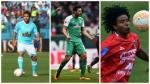 Como Cristiano Ronaldo: goles de taco que se marcaron en el fútbol peruano - Noticias de elber velasco