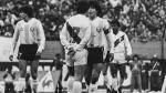 El día en que el mejor jugador de la historia no pudo contra un peruano - Noticias de jose olaechea