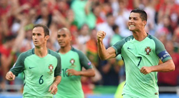 Portugal vs. Croacia por Eurocopa Francia 2016 c366d9f307c39