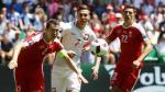 Polonia vs Suiza EN VIVO por octavos de final de Eurocopa Francia 2016 - Noticias de bolivia vs. perú