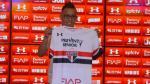 Christian Cueva y el número de camiseta con el que jugará en Sao Paulo - Noticias de fútbol peruano 2013