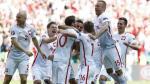 Polonia ganó a Suiza en penales y clasificó a cuartos de Eurocopa 2016 - Noticias de peru vs. chile