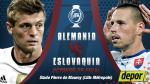 Alemania vs. Eslovaquia EN VIVO: hoy en Lille por la Eurocopa Francia 2016 - Noticias de anita miller al fondo hay sitio