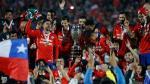 Copa América: Conmebol aclaró que Chile seguirá siendo campeón hasta 2019 - Noticias de videos copa sudamericana 2015