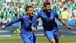 Francia vencio 2-1 a Irlanda y se metió a cuartos de final de la Eurocopa 2016 - Noticias de psg vs olympique de lyon