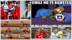 Argentina-Chile: los memes que calientan la final de la Copa América