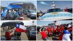Final Copa América: así se viven los momentos previos en el Metlife Stadium