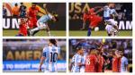 Argentina vs. Chile: las mejores imágenes de la final de Copa América