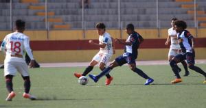 Universitario cayó por la mínima frente a Alianza Lima. (Celso Roldán)