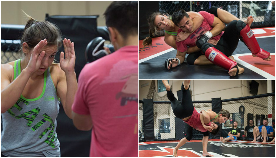 Miesha Tate defenderá el título de peso gallo ante Amanda Nunes en el UFC 200. (Getty)