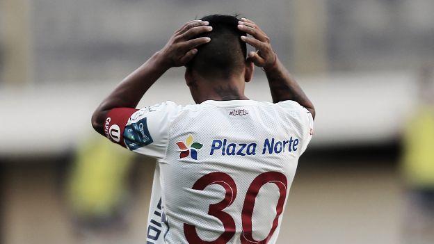 problematicas en el futbol caso peruano