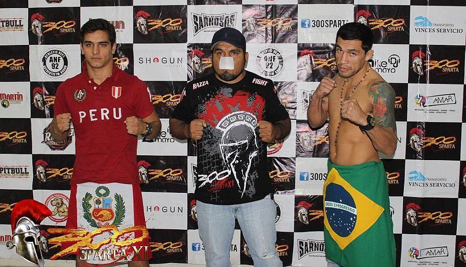 El 300 Sparta se llevará a cabo este jueves 30 de junio en el Club Chiquian de Breña. (USI)