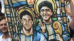 Estados Unidos, la cruz que cargarán Lionel Messi y Diego Maradona