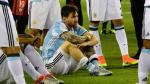 La desazón del narrador de Argentina al relatar penal fallado de Messi - Noticias de arturo romero
